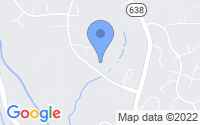 Map of Newington VA