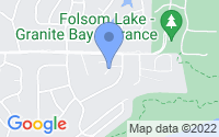 Map of Granite Bay CA