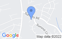 Map of Clinton MD