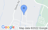 Map of Bristow VA