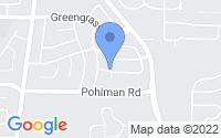 Map of Florissant MO