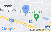 Map of Springfield VA