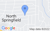 Map of North Springfield VA