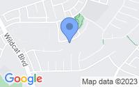 Map of Rocklin CA