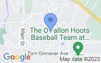 Map of O'Fallon MO