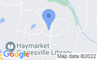Map of Haymarket VA
