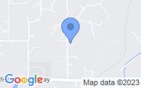Map of Penryn CA
