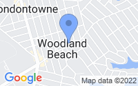 Map of Edgewater MD