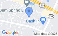Map of Aldie VA
