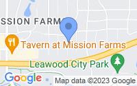 Map of Leawood KS
