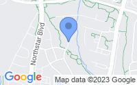 Map of Brambleton VA
