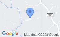 Map of Great Falls VA