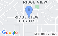 Map of Prairie Village KS