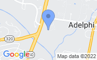 Map of Adelphi MD