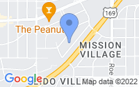 Map of Mission KS
