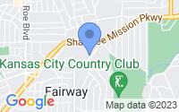 Map of Fairway KS