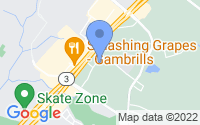 Map of Crofton MD
