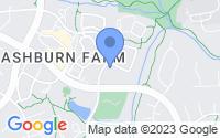 Map of Ashburn VA