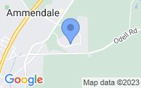 Map of Beltsville MD