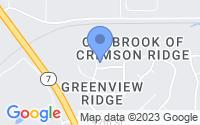 Map of Shawnee KS