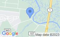 Map of Magnolia DE