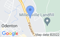 Map of Severn MD
