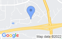 Map of Colesville MD