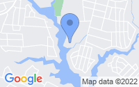 Map of Pasadena MD
