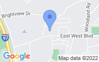 Map of Millersville MD