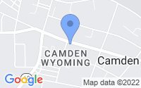 Map of Camden DE