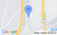 Map of North Kansas City MO