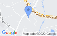 Map of Hanover MD
