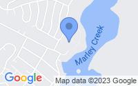 Map of Glen Burnie MD
