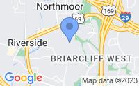 Map of Riverside MO