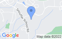 Map of Montgomery Village MD