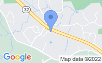 Map of Columbia MD