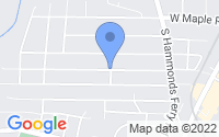 Map of Linthicum Heights MD