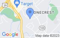 Map of Ellicott City MD