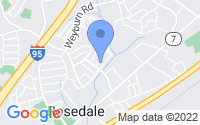Map of Rosedale MD
