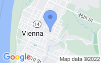 Map of Vienna WV