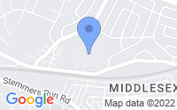 Map of Essex MD