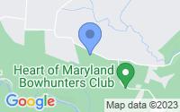 Map of Marriottsville MD