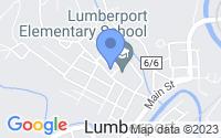 Map of Lumberport WV