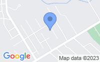 Map of Millville NJ