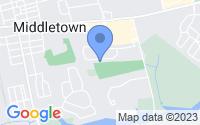 Map of Middletown DE