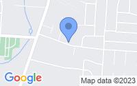 Map of Vineland NJ