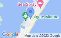 Map of Long Beach NJ