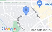 Map of Littleton CO