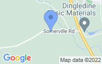 Map of Somerville OH