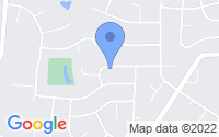 Map of Centerville OH